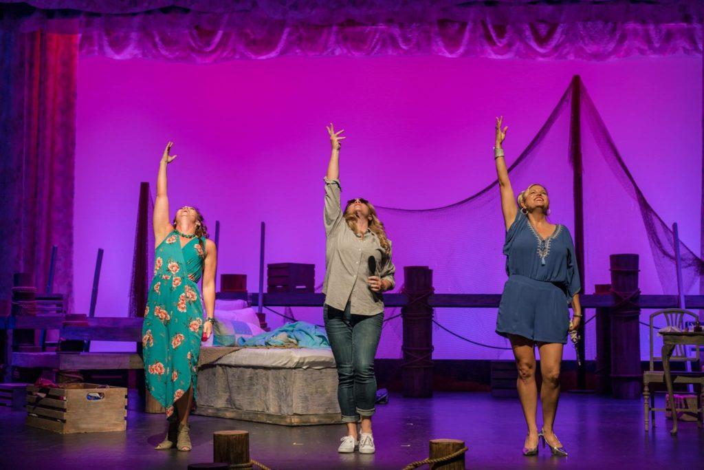 Mamma Mia! at the Public Theater