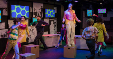 The Cellar Theater Stages a Poignant 'Fun Home'