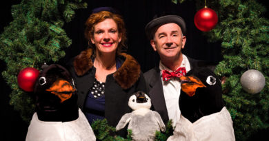 'Mr. Popper's Penguins' Makes Its Texas Premiere at the Magik