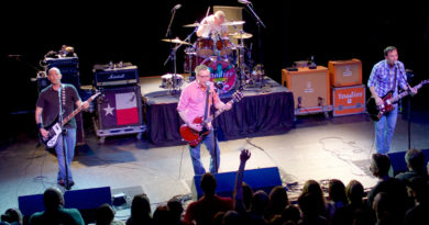 Fort Worth's Toadies coming to the Aztec Dec. 28