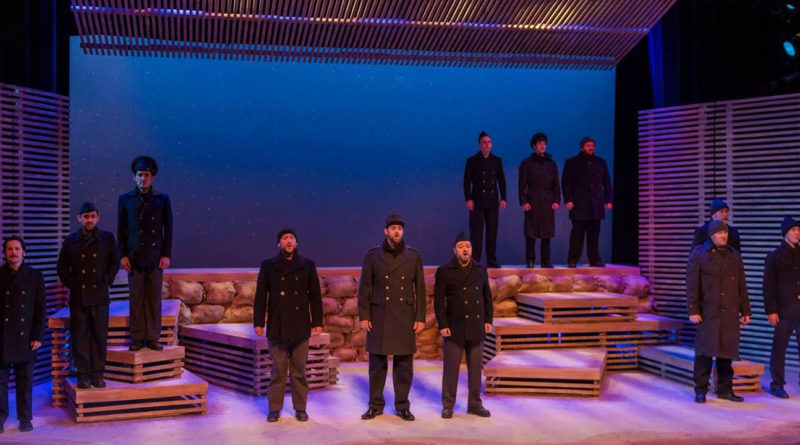 'All Is Calm' Cast to Perform at the Alamo Wednesday