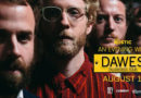 Dawes Performed Two Dynamic Sets at The Rustic on Sunday, Aug. 12