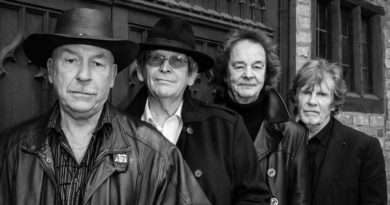 Legendary British Rockers The Zombies Coming to the Paper Tiger