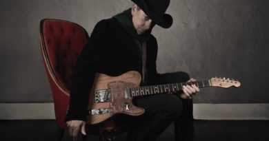 Joe Ely Is Playing Sam's Burger Joint In March