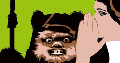 Interview: PASA's Paul Tinder on 'Wicket: A Star Wars Parody Musical'
