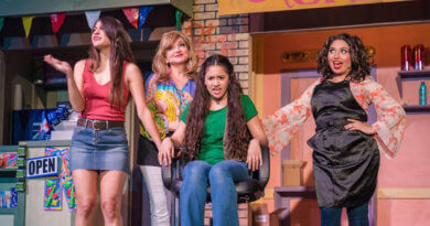 A Zesty 'In the Heights' at the Woodlawn Theatre