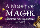 'A Night of Magik,' the Theater's Annual Fundraiser, Coming May 11