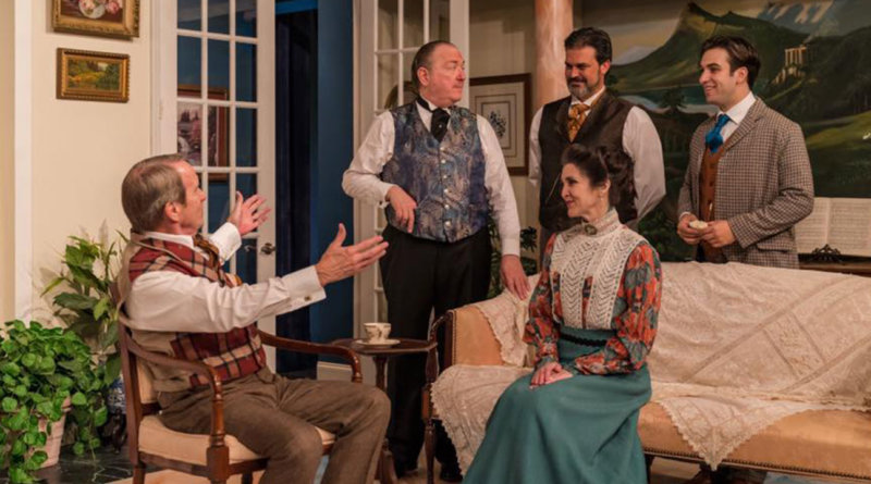 Review: Lillian Hellman's 'The Little Foxes' at the Classic Theatre