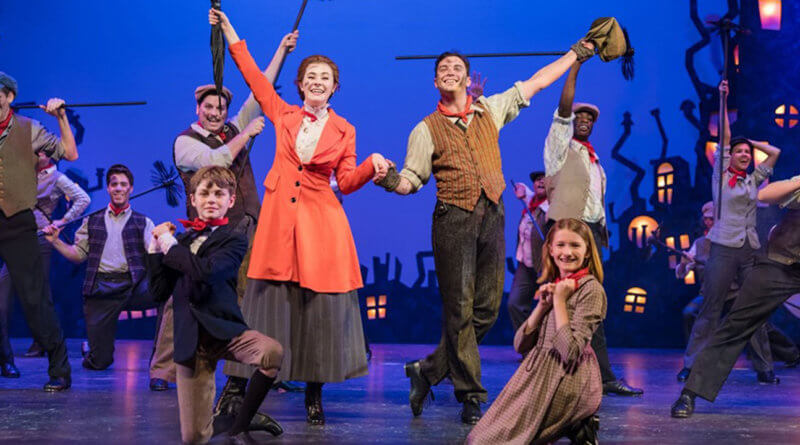 'Mary Poppins' Is a Spectacular Opener for the Public's New Season