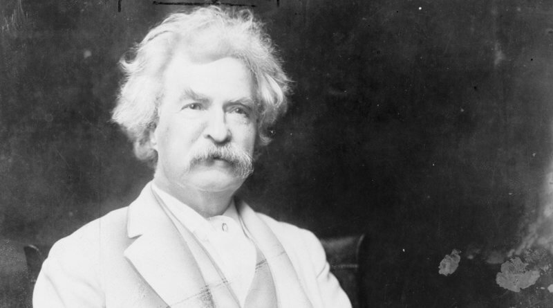 The Company Theatre Encores 'An Evening with Mark Twain' on Sept. 28