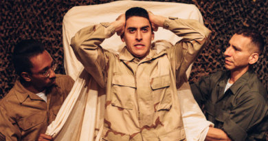 Interview: Ana Olivo Funes, Director of 'Elliot, A Soldier's Fugue'