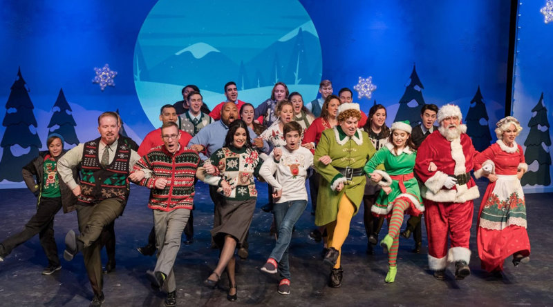 'Elf the Musical' Brings Holiday Cheer to the Public