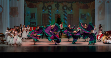 'The Children's Nutcracker' Coming to the Lila Cockrell Theatre