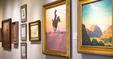 The Art of Ridin', Ropin' and Bustin' at the Briscoe Western Art Museum