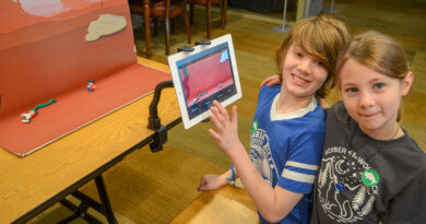 Western Fun for Kids with 'Tales and Trails' at the Briscoe
