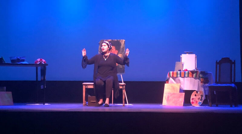 Review: 'Frida Vice-Versa' from Teatro Audaz